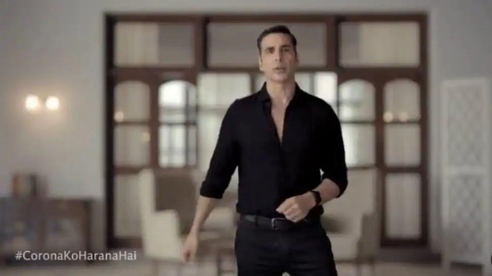 Akshay Kumar joins FICCI's 'Corona Ko Harana Hai' campaign, shares 5 tips for COVID-appropriate behaviour