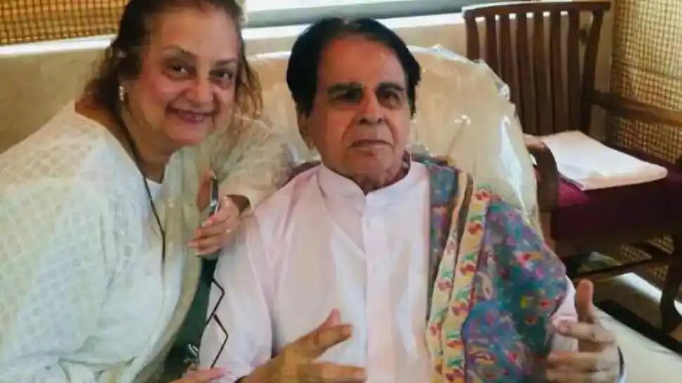 Saira Banu slams death rumours, says 'Dilip Kumar is stable'