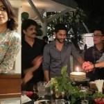 Samantha Ruth Prabhu skips dinner hosted by Nagarjuna and Naga Chaitanya for Aamir Khan? See viral pic 💥👩👩💥