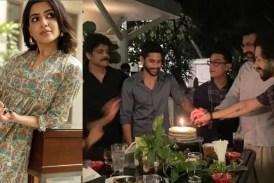 Samantha Ruth Prabhu skips dinner hosted by Nagarjuna and Naga Chaitanya for Aamir Khan? See viral pic