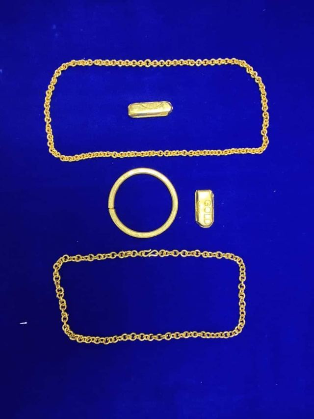 Gold, drones, phones worth Rs 62.6 lakh seized at Chennai airport | Chennai News 2