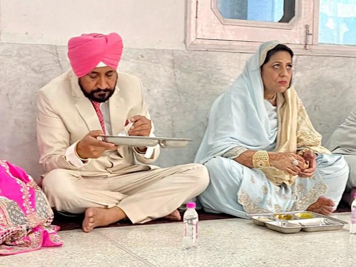 चरणजीत सिंह ने चन्नी के बेटे से की शादी