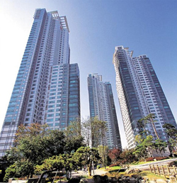 Gangnams I Park Complex Most Expensive Apartment In Korea
