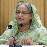 Swiss President, British PM greet Sheikh Hasina