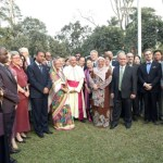 PM hosts tea party for foreign diplomats