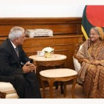 Nepalese envoy makes farewell call on PM