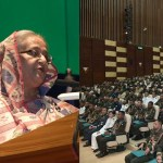 Ensure democratic, constitutional stability, PM asks Armed Forces