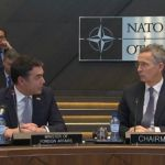 Macedonia signs NATO accession accord