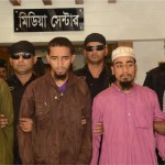 Four Ansarullah militants arrested in city