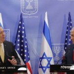 In Jerusalem, Pompeo takes a jab at US Democrats on anti-Semitism