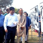 """""""Pavel preserves true history in Bangabandhu's pictures"""""""