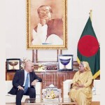 InvestCorp keen to invest in Bangladesh, its executive chairman tells PM