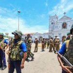 Sri Lanka government says local Islamist group behind blasts