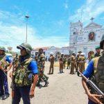 Sri Lanka government says local Islamist group behind blasts