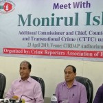 Country's militancy network becomes weaken: CTTC Chief