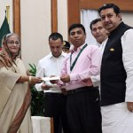 PM donates Tk 15 crore to Khulna Child Hospital