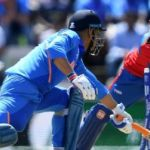 India struggle against Afghanistan in World Cup