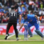 New Zealand stuns India by 18 runs to reach World Cup final