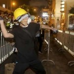 Hong Kong protester attack on Beijing office hurt 'all Chinese people': envoy