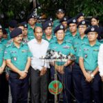 DMP takes foolproof security measures for National Mourning Day