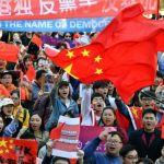 Rival Hong Kong democracy and pro-China rallies in Canada