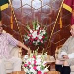 Bhutanese ambassador pays farewell call on President