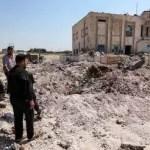 Syria missile attack kills 40 jihadist leaders: monitor
