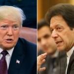 Trump speaks with Pakistan PM