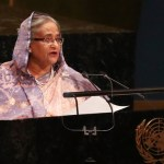 PM places four proposals before UNGA, dubs Rohingya crisis a regional threat