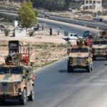 US, Turkey launch joint patrols in northeast Syria