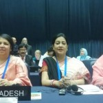 Speaker attends Women Parliamentarians meeting at IPU assembly