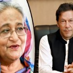 Imran Khan phones Sheikh Hasina