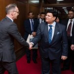 Momen urges German FM to press Myanmar for Rohingya repatriation