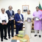 PM unveils commemorative book on Sheikh Russel