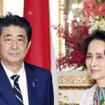 Shinzo Abe urges Myanmar to create environment for Rohingya repatriation