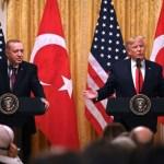 Trump dodges US-Turkey rows to focus on Erdogan friendship