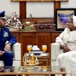 Riyad will always stay beside Dhaka on Rohingya issue, Saudi CGS tells PM