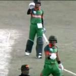 Bangladesh claims gold in SA Games men's cricket