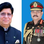 Foreign Minister briefs Army Chief over Myanmar visit