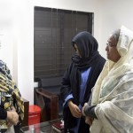 PM visits CMH to see her military secretary's body