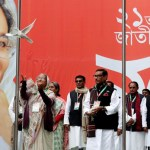 PM opens Awami League's 21st National Council