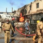 16 killed as fire hits Sudan factory: doctors