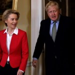 British lawmakers finally approve historic Brexit deal