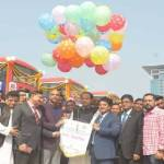 Special bus service for students launched in Chattogram