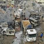 Intense fighting in Syria's Idlib kills 39: monitor