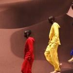 Fluidity and autumnal hues hit Paris menswear week
