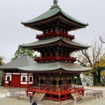 1000-year history of one of Japan's oldest temples in Narita attracts foreign tourists