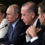 Erdogan to hold Syria summit with Russia, France and Germany