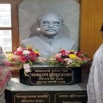 Sheikh Rehana, Saima pay homage to Bangabandhu at Kolkata 'Baker Hostel'