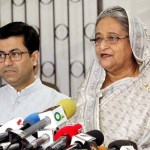 PM optimistic about AL's victory in Dhaka city polls